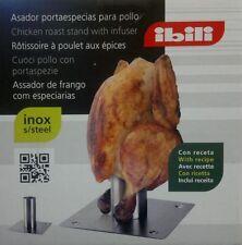 Asador porta especias para pollo de especias horno pollos cerveza aromaticas