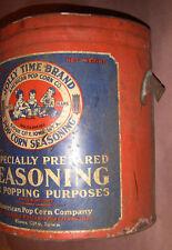 Advertising Tin | Jolly Time | Popcorn | American Popcorn Co. | c. 1930