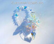 m/w Swarovski *AMULET ANGEL* Guardian Protector Suncatcher Lilli Heart Designs
