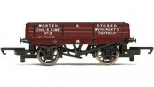 Hornby 3 Plank Wagon 'Morten & Storer' R6741