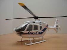 Helicoptere EUROCOPTER EC135 SAMU ambulance 1/43