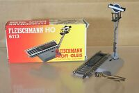 FLEISCHMANN 6113 PROFI GLEIS ELECTRIC UNCOUPLING RAMP TRACK BOXED nn