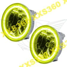 ORACLE Halo FOGLIGHTS Chevrolet Avalanche non Z71 07-13 YELLOW LED Angel Eyes