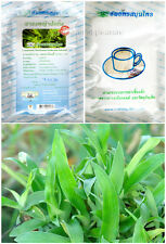 12x Beijing Grass Tea Murdannia Lorifomis Ya Pak King Relief Cough Cold Throat