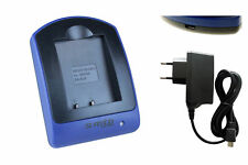 Chargeur USB/Secteur EN-EL8 pour Nikon Coolpix P1 P2 S1 S2 S3 S5 S6 S7 S7C