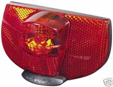 NEU! Rücklicht LED Rückleuchte Fahrrad Basta Ray für Gepäckträger /  Nabendynamo