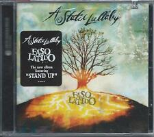 A Static Lullaby - Faso Latido (CD 2005) NEW/SEALED