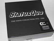 LP-BOX: Status Quo – The Vinyl Collection 1972-1980, NEU & OVP (A5/6/117.59)