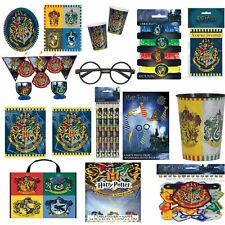 HARRY POTTER  Birthday Tableware Balloons Banner Decorations Party Supplies