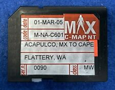 C-Map NT SD Card M-NA-C601 Acapulco MX To Cape Flattery WA; USA West Coast