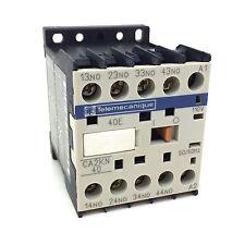 Control de relé CA2KN40F7 Telemecanique 110VAC 042839 CA2KN40-F7