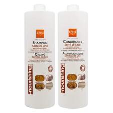 Alter Ego Semi De Lino Shampoo & Conditioner with Garlic 33.8oz BRAND NEW