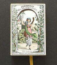 Vintage Preciosa's Oracle Fortune Telling Oracle Cards Deck