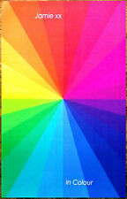 JAMIE XX In Colour Ltd Ed Discontinued RARE Poster +FREE Dance/Rock/EDM Poster!