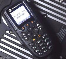 Motorola XTL5000 APX7500 O3 Color Control Head mic w new TIB + FLEX