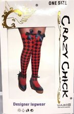 SEXY WOMEN LADIES STAY UP HOLD UP STOCKING DESIGNER LEGWEAR OVER THE KNEE ST3979