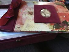 Family Memories HEIRLOOM SCRAPBOOK Opened Never used Unwanted gift