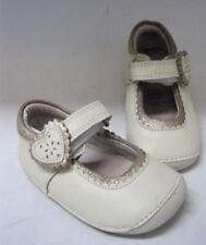 Chaussures fille en cuir pour bébé