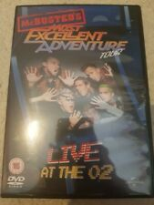 Mcbusted most excellent adventure tour. Live at the 02.
