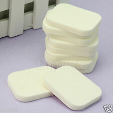 FACIAL FACE BEAUTY MAKEUP COSMETIC FOUNDATION POWDER PUFF SOFT SPONGE RECTANGLE
