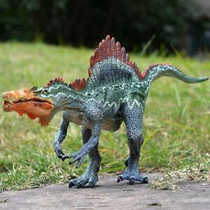 Jurassic World Spinosaurus Spielzeug Figur realistisches Dinosaurier-Modell