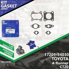 Gasket Kit Joint Turbo TOYOTA 4-Runner 17201-54030 1720154030 CT20 Melett-063