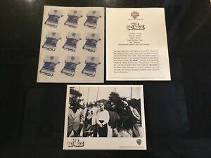 Mr Bungle Original 1991 Press Kit Folder With Photo & Biography Faith No More