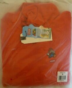 Super Mario / Levi's / Levi / Hoodie / New / Tagged / Red / Nintendo
