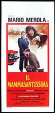 CINEMA-locandina IL MAMMASANTISSIMA m.merola, m.longo A.BRESCIA