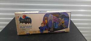 Batman Animated Series Slumber Play Tent Open Box Complete
