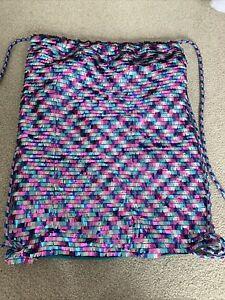 Claires Drawstring Bag /Pe Bag