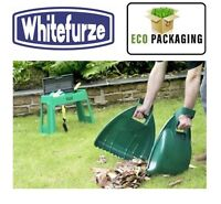 Whitefurze Leaf Grabber Pair G25LG1 2 Hand Held Collector Grabs Gathers Leaves