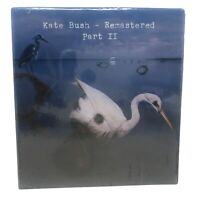 KATE BUSH Remastered Part II (2018) remastered reissue box set - 11 total CDs!
