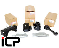 STi Group N Reinforced Engine Mounts, Gearbox Mount & Pitch Mount Kit 5 Speed