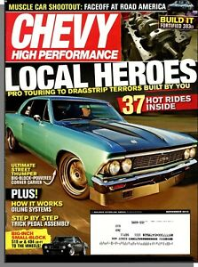 Chevy High Performance Magazine - 2010, November - Annual Readers' Rides Special
