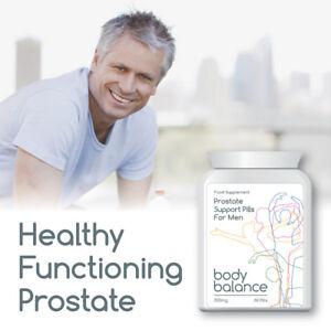 BODY BALANCE PROSTATE SUPPORT FOR MEN PILL PROSTATE HEALTH URINE BLADDER