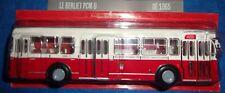 n° 76 BERLIET PCM U  Autobus et Autocar du Monde année 1965 1/43 Neuf