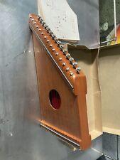 Vintage Beautiful Handmade ARPA MÁGICA Harp Music Sheets Strung New RETRO