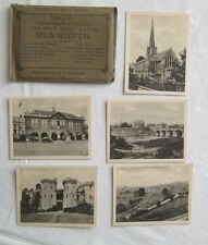 12 Real Photographs For Your Snap Album Monmouth England Friths Cameo Series