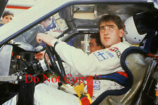Henri Toivonen Martini Lancia World Rally Championship Portrait Photograph 2
