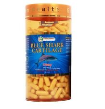 Golden Health Shark Cartliage 750mg (365 capsules)