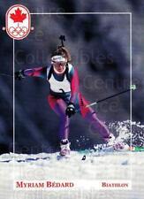1992 Canadian Olympic Hopefuls #26 Myriam Bedard