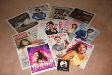 SELENA QUINTANILLA PEREZ - SOLD OUT 20th ANNIVERSARY MAGS & PAPERS + FREE ITEMS