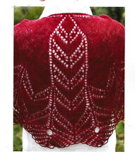 ASTEROPE LACE SHAWL by DESIGNS BY ROMI HILL - GORGEOUS SHAWL!