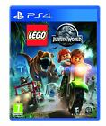 LEGO Jurassic World For PAL PS4 (New & Sealed)