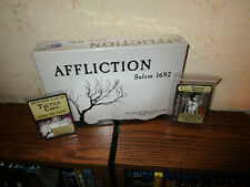 DPH Games- Affliction: Salem 1692 Board Game w/ Tactics Expansion Pack and Promo