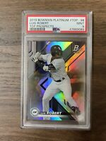 2019 Bowman Platinum Top Prospects #Top-88 Luis Robert RC PSA 9 MINT - INVEST