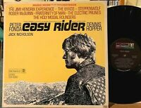 Easy Rider Soundtrack LP ABC Dunhill DSX 50063 Steppenwolf Jimi Hendrix Byrds