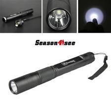 Prolong GOREAD LED 240 Lumens 1.5V 3xAA 3 Mode Portable Flashlight Torch Black