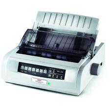 OKI Microline ML 5520 USB Parallel 9 Pin Mono A4 Dot Matrix Printer + Warranty